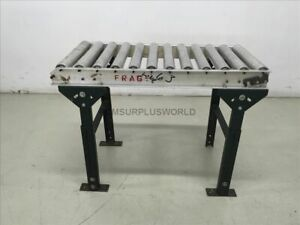 Roller Conveyor 18 X 35 5 X 27 25 High Used And Tested