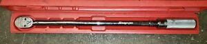 Snap On 1 2 Inch Torque Wrench