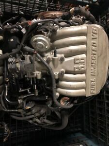 Ford Mustang Engine 3 8 Fuel Injected Rwd 1994 To 2000 5 000 Original Miles