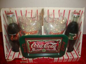Coca-Cola gift set 1996 in package