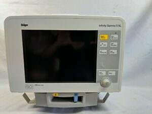 Drager Medical Infinity Gamma X Xl Patient Monitor Only