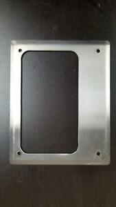 Autofry Stainless Steel Key Board Cover Form Ffg 10 Electric Ventless Fryer
