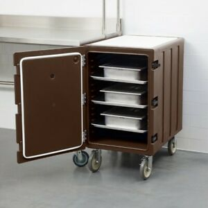 Cambro 1826lbc131 Camcart Holds 18 X 26 Food Storage Boxes Brown