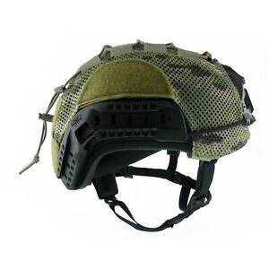 ACH A.C.H  MICH Armorsource Mohawk AIR HELMET COVER Tactical Army