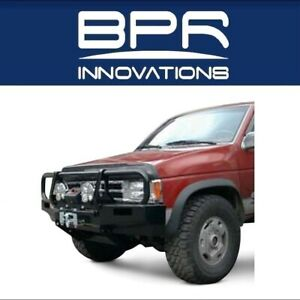 Arb 4x4 Accessories Bull Bar Deluxe For Nissan Pickup 1991 97 3438050