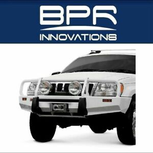 Arb 4x4 Accessories Deluxe Bull Bar For 1999 2004 Jeep Grand Cherokee Wj 3450100