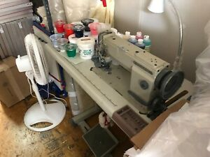 Highlead Walking Foot Industrial Sewing Machine