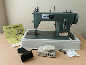 Thompson Pw 201 Mini Walking Foot Portable Industrial Sewing Machine