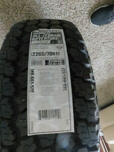 New 265 70r17 Goodyear Wrangle At Adventure Tire