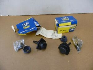 Nors Pontiac 1959 1960 1961 1962 1963 Upper Ball Joints Pair Moog 4