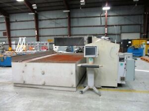 Flow Waterjet 6 X 12 3 axis Cnc Cutting System