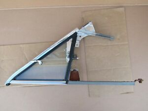 1963 1964 1965 1966 Dodge Plymouth A Body Wing Vent Window Glass Dart Valiant Gt