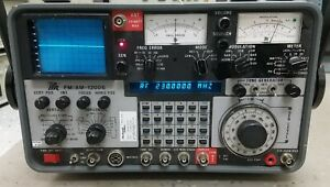Ifr Fm am 1200s Communications Service Monitor