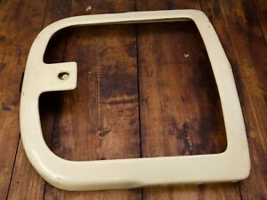 Emil Paidar Barber Chair Parts Porcelain Back Seat Frame Headrest Release Button