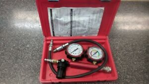 Matco Tools Clt2apb Cylinder Leakage Tester Leak Detector W Case Free Shipping