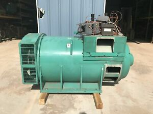 Cummins Onan Generator End From 1500 Kw Genset Dfle 3375121 generator End O