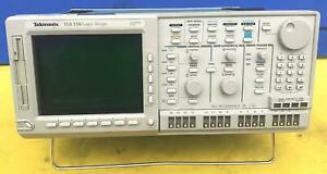 Tektronix Tls 216 Color Logic Scope Oscilloscope Watch Video Free Shipping