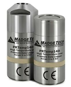Madgetech Prtemp140 lvl High Temperature And Pressure Data Logger