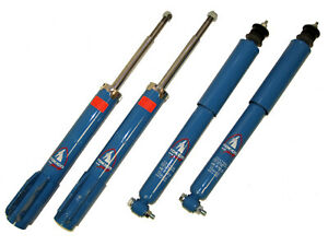 Tokico Hp Blue Shocks 94 04 Ford Mustang Non Irs Front Rear Set Made In Japan