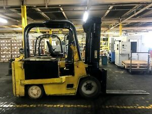 Yale Electric Forklift 20000 Lb Capacity