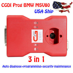 Us Ship Cgdi Prog Msv80cgdi Prog Car Programmer Auto Diagnose For Cas1 cas2 cas3