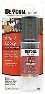 New Devcon S31 1oz Clear 2 ton Epoxy For Wood Metal Ceramic Waterproof 31345