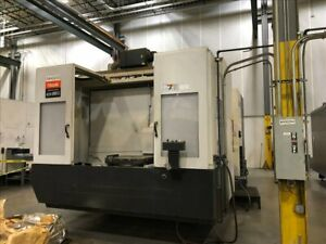 Mazak Nexus 8800 Ii 4 axis Cnc Horizontal Machining Center B39372