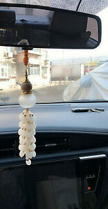 Crystal Gourd Car Pendant Rearview Mirror Hanging Ornament