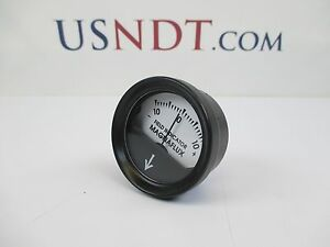 Magnaflux Field Indicator Gauss Meter Ndt Magnetic Particle Inspection Penetrant