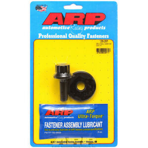 Arp Harmonic Balancer Bolt 235 2501 12 point Black Oxide 8740 Chromoly For Bbc