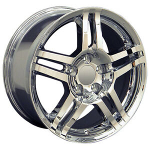 Chrome Wheel 17x8 For 1998 2014 Honda Accord Owh0869