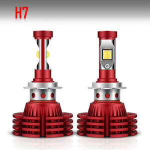 Pair Osram H7 2300w Vs 1280w Led Headlight Kit High Low Beam Bulbs 6500k 12v X6
