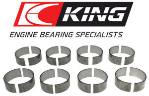 King Cr804si Connecting Rod Bearings Set Kit For Ford Sb 289 302 5 0l