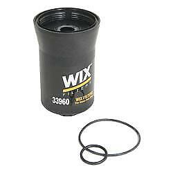 33960 Wix Spin On Fuel Water Separator W Open End Bottom