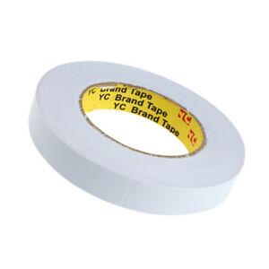 50m Super Strong Double Sided Stick Adhesive Foam Tape Width 20mm