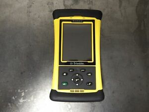 Trimble Nomad 900l Wifi Gps Bluetooth Sd Pda Data Collector Handheld 10