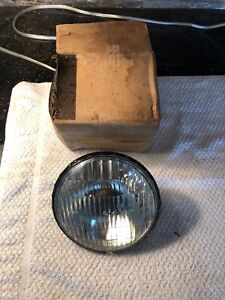 Nos Guide 929913 Delco Guide Clear Fog Lamp Unit Oem Car Truck 5 3 4