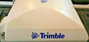 Trimble 252 Receiver Unlocked To Rtk With 900mhz Joey Radio Case Ih New Holland