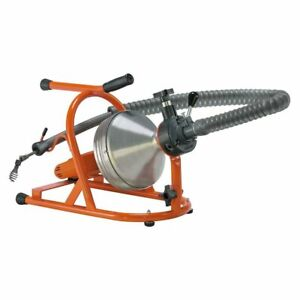 General Drain rooter Ph Sewer Cleaning Machine 50 X 5 16 Cable Ph dr b