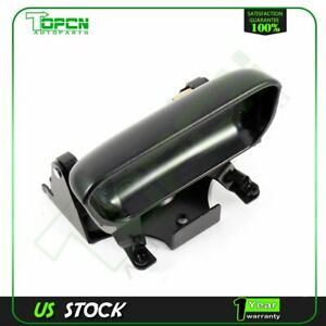 Tailgate Handle For 1999 2006 Chevrolet Silverado 1500 Hummer 2008 05 Black