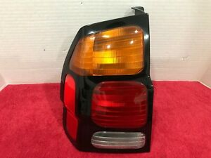2000 2001 2002 2003 2004 Mitsubishi Montero Sport Driver Left Side Tail Light