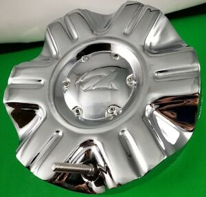 Zinik Center Cap Z085 z 6 61332295f Chrome Wheels Center Cap
