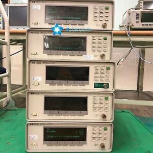 Hp 86120c Multi wavelength Meter good Working Condition