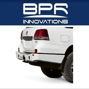 Arb Rear Bumper Without Tire Carrier For 07 15 Toyota Land Cruiser Lc200 5615020