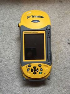 Trimble Geo Xh Geoexplorer 2008 Series Data Collector No Charger