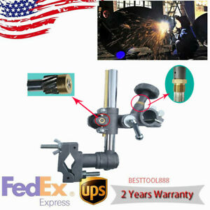New Welding Torch Holder Support Mig Gun Holder Clamp Mountings For Mig Mag Co2