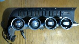 1964 1966 Ford Thunderbird Dash Gauges Speedometer Console