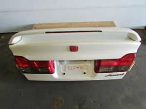 Jdm 1998 2002 Honda Accord Euro R Cl1 Oem Trunk Lid W Wing Spoiler Tail Lights