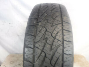 Single 1 Used Bridgestone Dueler A t Revo 2 255 70r16 109t Dot 4713