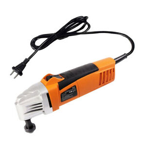 Heavy Duty Electric Variable Speed Oscillating Multifunction Tool Kit 110v